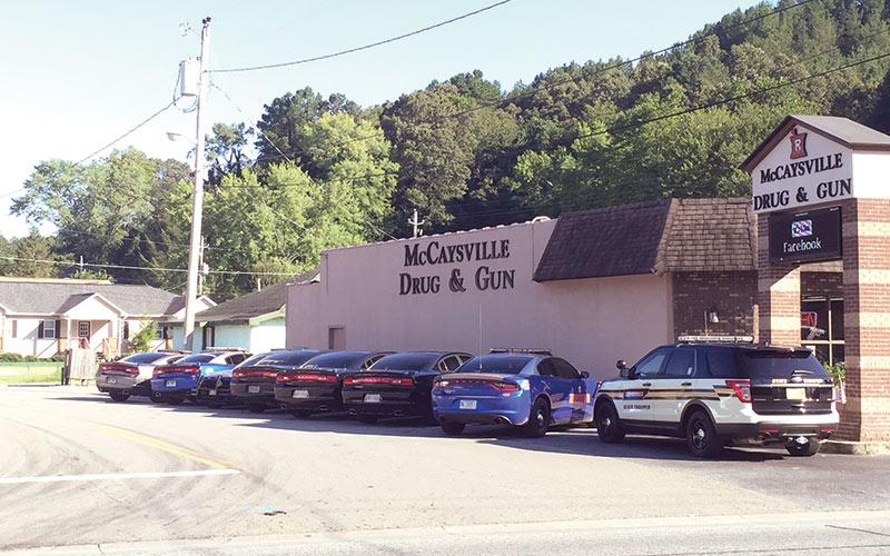 Mccaysville Drug Amp Gun